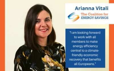 New year, new leadership for the Coalition for Energy Savings
