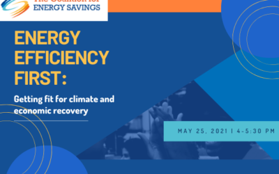 Recording: Energy Efficiency First: Getting fit for climate and economic recovery